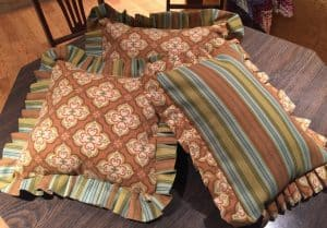 Pillow Covers for Outdoor Furniture