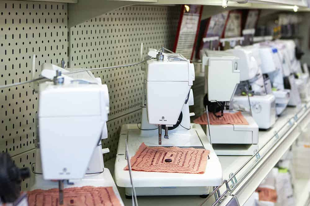 buy a sewing machine