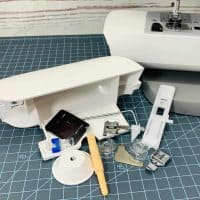 Lesson 4: First Steps to Set Up a Sewing Machine