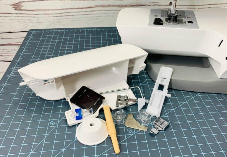 First Steps to Set Up a Sewing Machine
