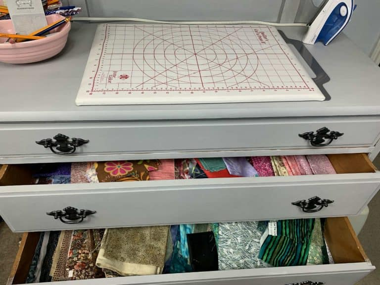 Creating a Sewing Space