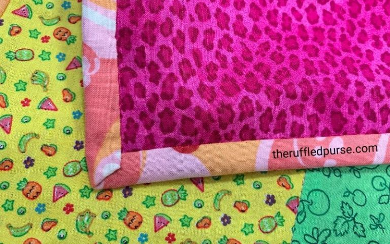 Use the Blind Stitch to Finish Binding
