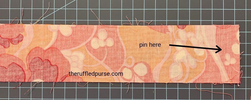 Align binding strips