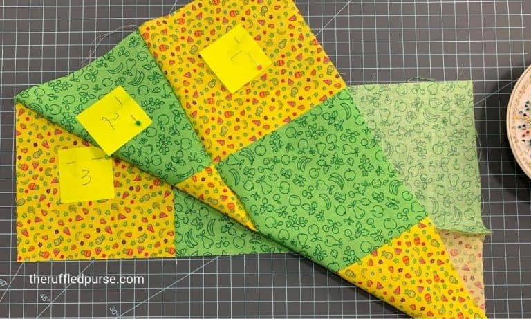How to Sew a Nine Patch Block