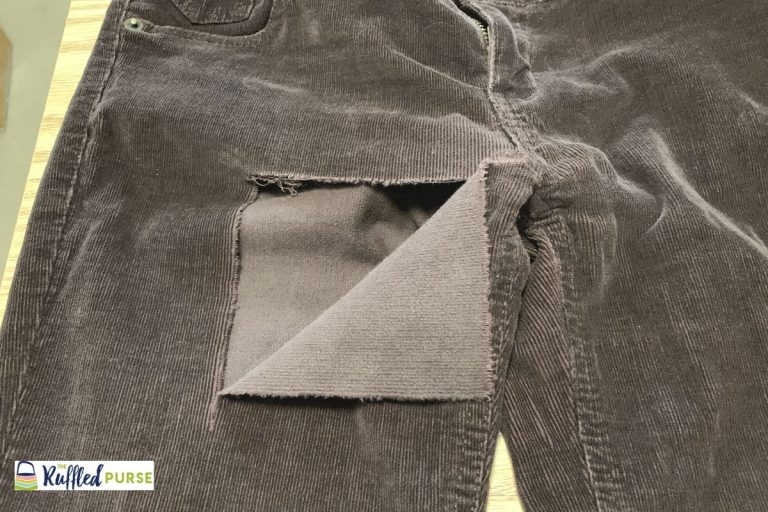 How to Fix a Rip in Pants
