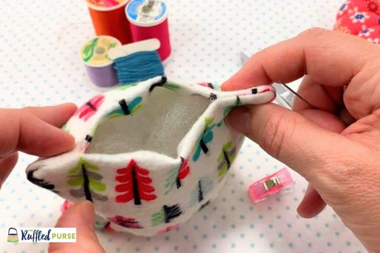 How to Do an Invisible Stitch (aka the Ladder Stitch)