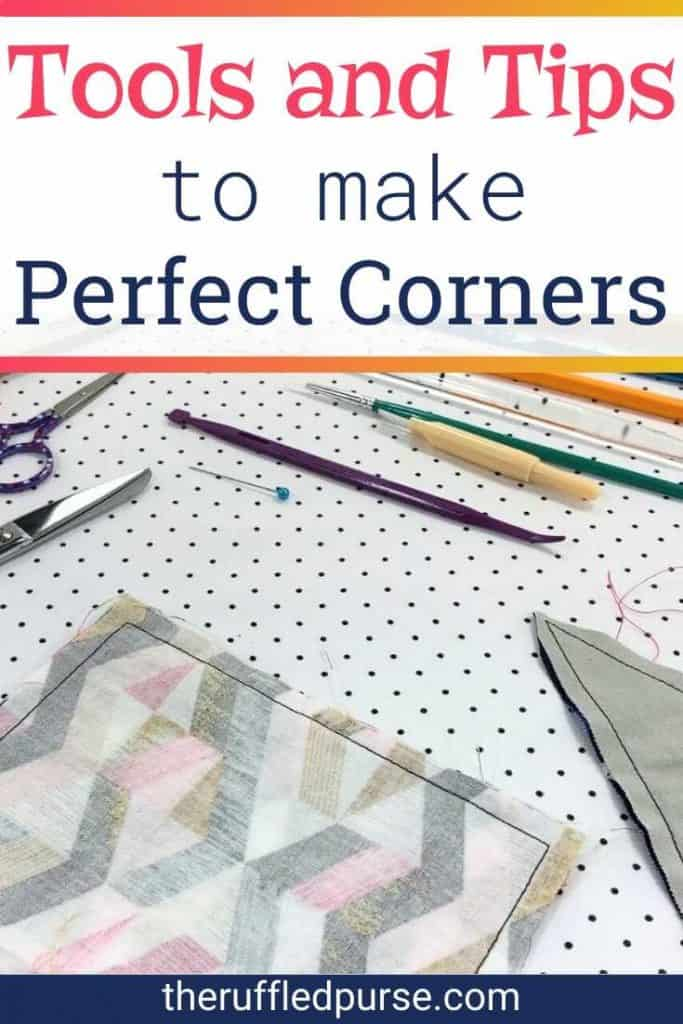 Pinterest image for turning corners