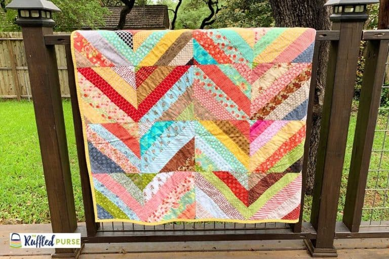 A Beginner's Guide to String Piecing