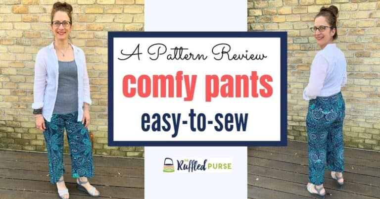 Should You Sew the Pippa Pants?