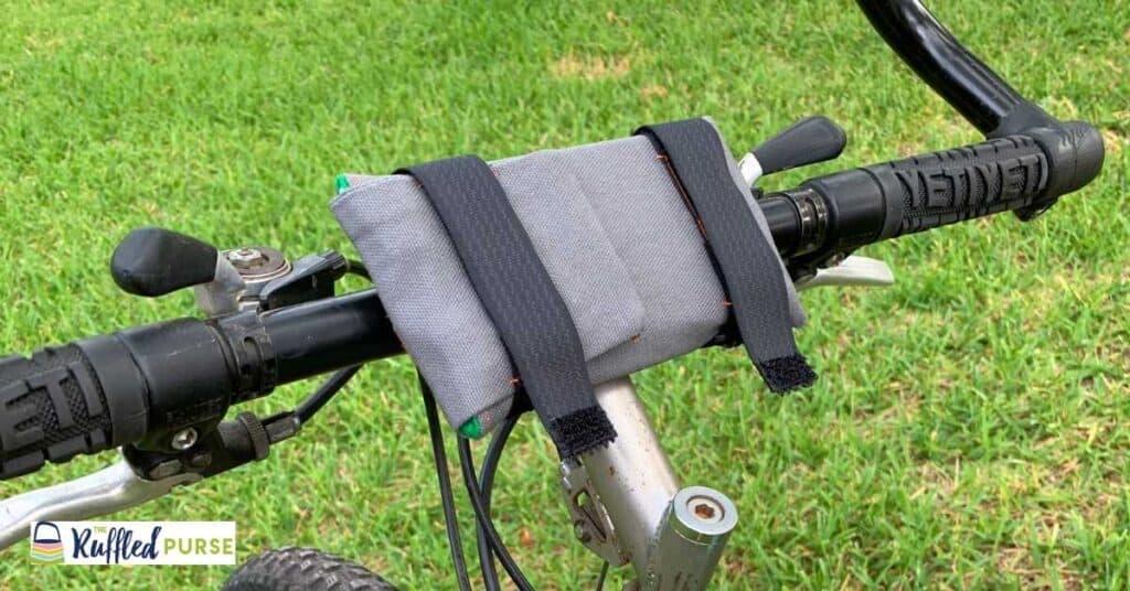 cell phone holder for bike on handlebars