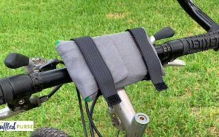 cell phone holder for bike on handlebars