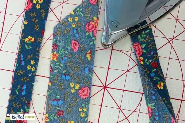 Double-Fold Quilt Binding: A Beginner's Guide