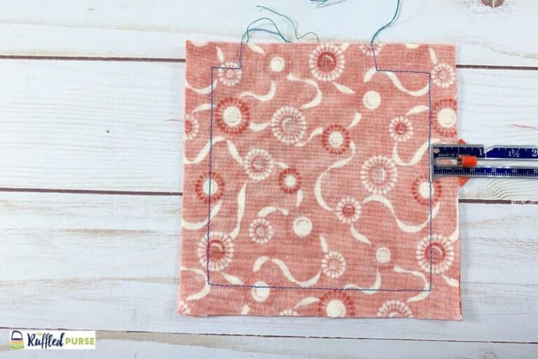 How to Sew Straight Seams