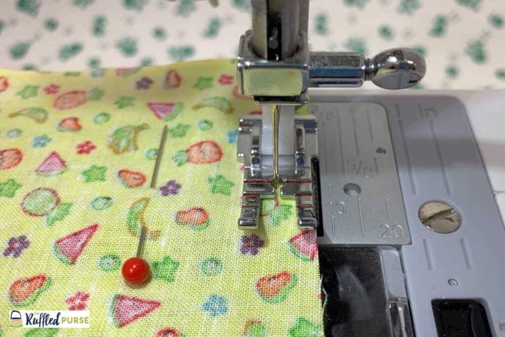 quarter inch presser foot
