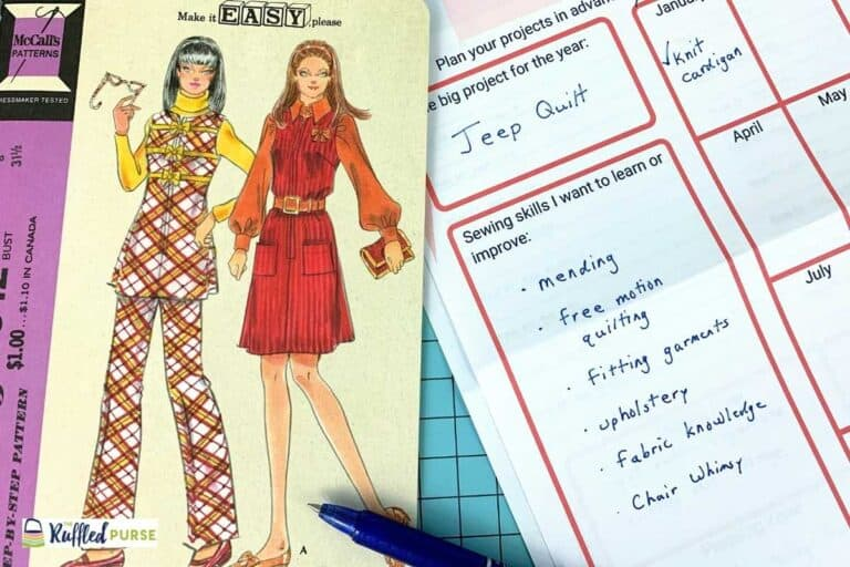 Better Than a Sewing Planner