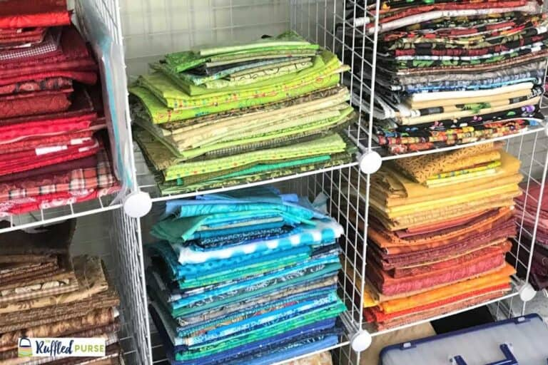 Successful Ideas for Storing Fabric