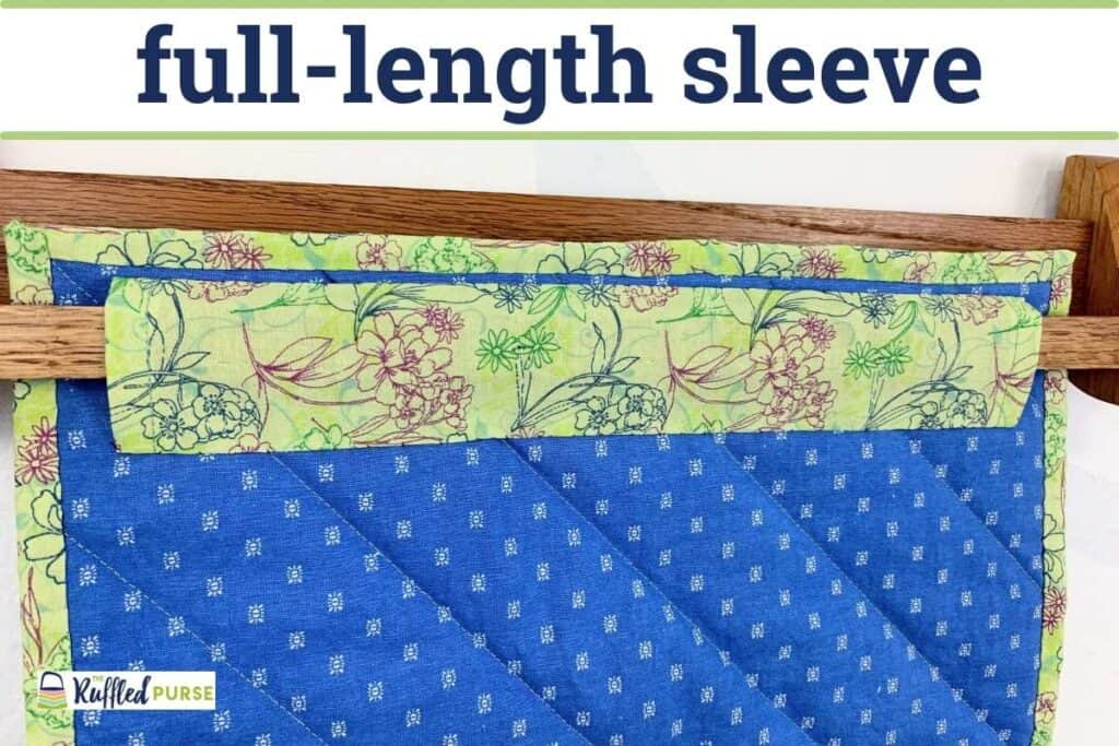 full length sleeve