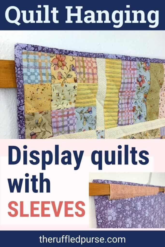pinterest image for rectangle sleeves