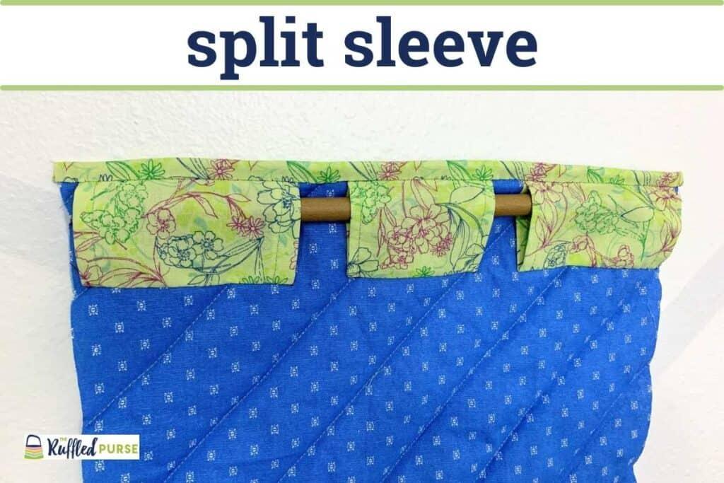split sleeve