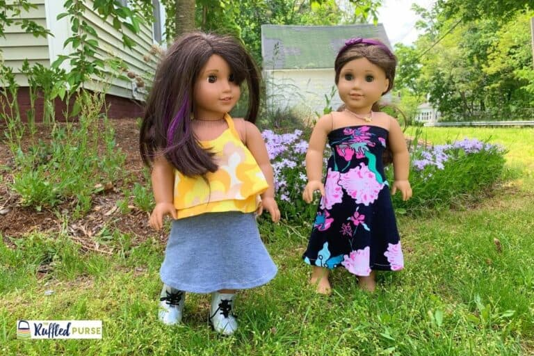 Have Fun Sewing Doll Clothes